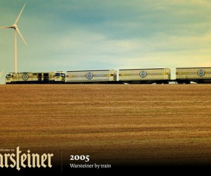 Birra Warsteiner, con bottiglia light 8mila t. vetro in meno