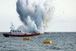 L'incidente all'aereo militare a Terracina, il drammatico schianto in un video