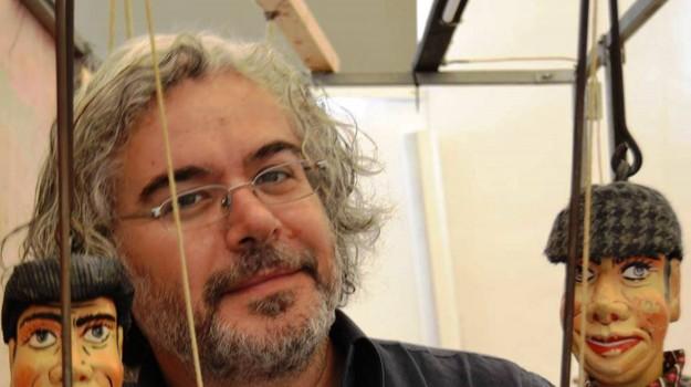 pupi antimafia sicilia premio kaos, Angelo Sicilia, Sicilia, Cultura
