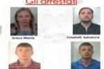 Mafia, donne al servizio dei boss in carcere: blitz a Gela