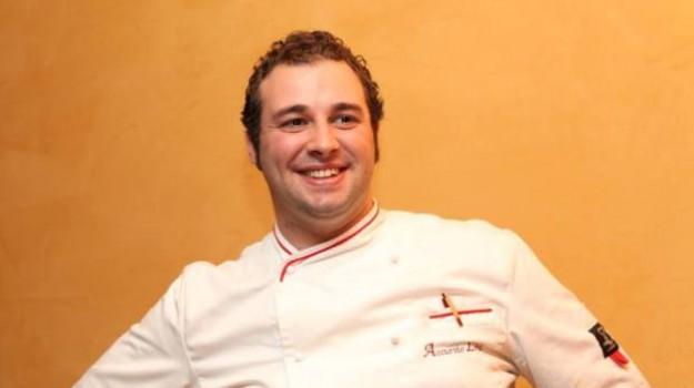 carbonara di mare, chef di menfi campione del mondo, Accursio Lotà, Agrigento, Società