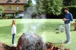 Buondì Motta, dopo la mamma colpito dall'asteroide anche il papà: il video