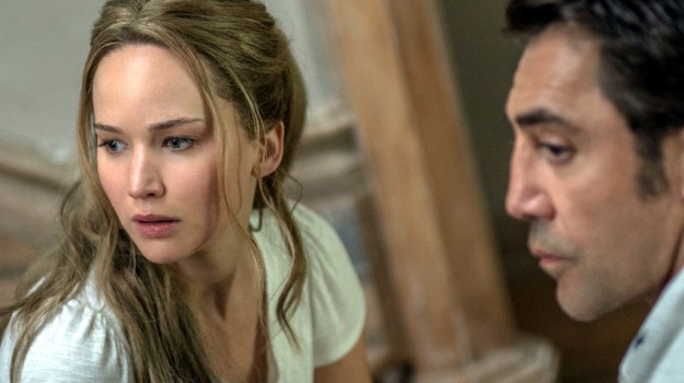 Rgs al cinema, intervista a Javier Bardem e Jennifer Lawrence
