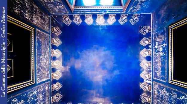 la camera delle meraviglie, libro, Palermo, Cultura