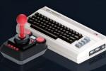 Dotato di joystick ma in versione mini console, nel 2018 torna il Commodore 64