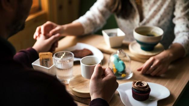 matrimonio gusto, partner cibo, Sicilia, Società