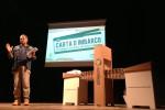 Comieco porta il riciclo dei rifiuti a scuola con uno spettacolo a Caltanissetta