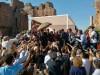 """Da Taormina l'omaggio del Dalai Lama: """"Meraviglioso l'impegno sui migranti"""""""