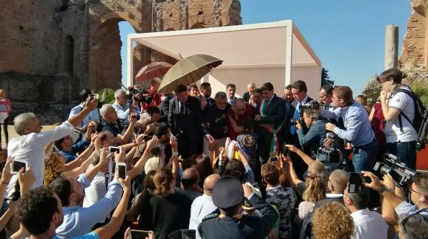 cittadinanza onoraria dalai lama, dalai lama in sicilia, migranti, Dalai Lama, Eligio Giardina, Renato Accorinti, Messina, Cronaca