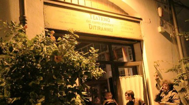 chiusura ditirammu palermo, teatro ditirammu, Elisa Parrinello, Giovanni Parrinello, Palermo, Cultura