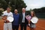 Tennis Città di Palermo, vincono Pigato e Grinvalds