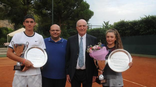 tennis città di palermo, tennis under18, Palermo, Sport