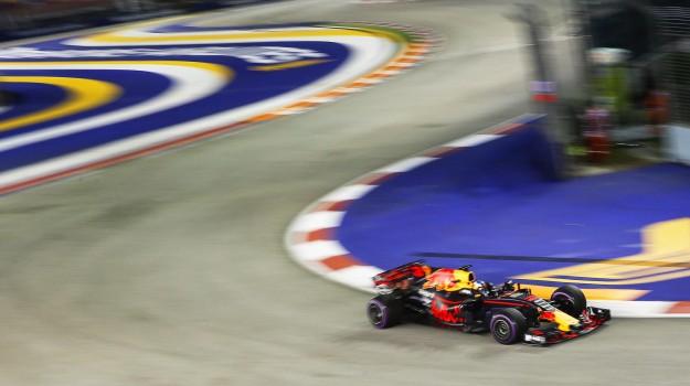 Ferrari, formula uno, gp singapore, Red Bull, Daniel Ricciardo, Sicilia, Sport