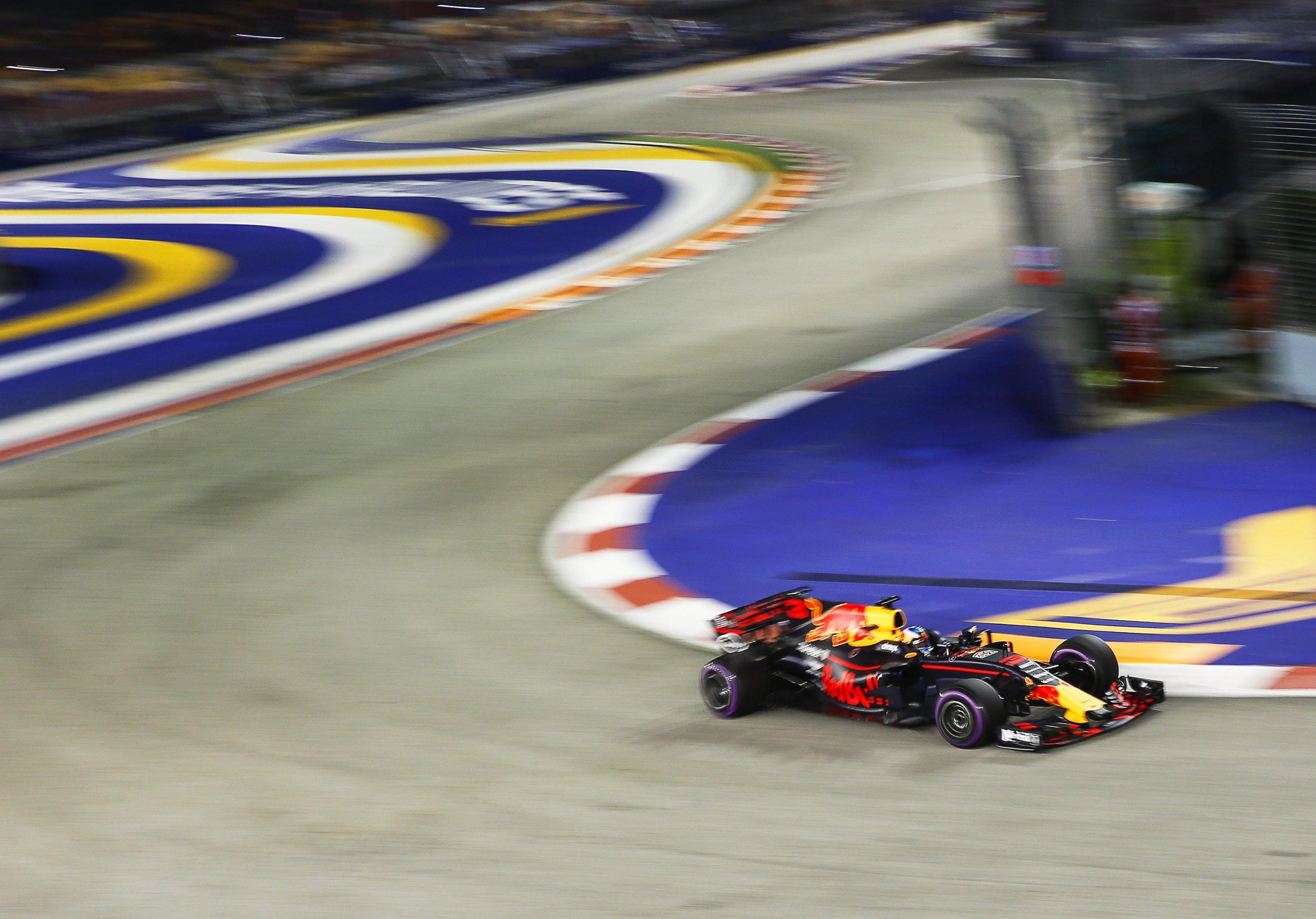Formula 1 Singapore: qualifiche in diretta dalle ore 15