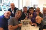 """Dopo la chiusura, Fiorello e gli amici di Edicola Fiore salutano i fan: """"Un giorno torneremo"""""""