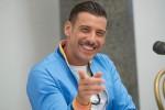 """Francesco Gabbani strizza l'occhio a Sanremo: """"Se mi invitano, ci torno volentieri"""""""