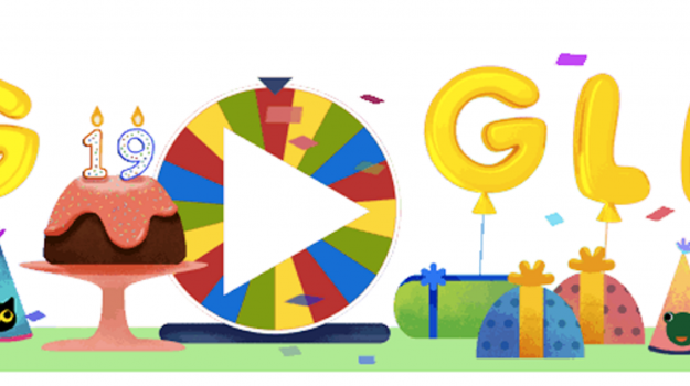 google doodle 19 anni, ruota fortuna google, Sicilia, Società