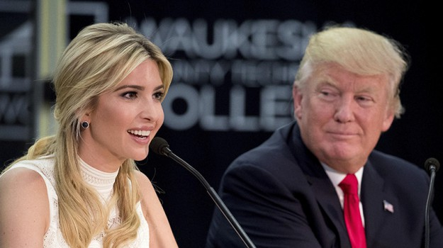 armi a insegnanti, Donald Trump, Ivanka Trump, Sicilia, Mondo