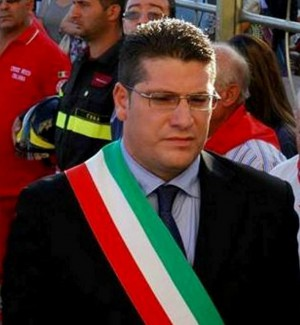 Il sindaco di Troina, Fabio Venezia