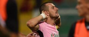 Tegola Palermo, infortuni per Nestorovski e Mazzotta: il macedone torna a gennaio