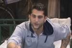 """Jeremias perde le staffe con Simona Izzo al GF Vip, fan preoccupati: """"E' aggressivo"""""""