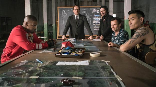 Rgs al cinema, intervista a Jamie Foxx e Kevin Spacey