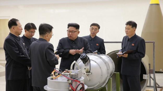corea del nord - usa, test missilistici corea del nord, Sicilia, Mondo