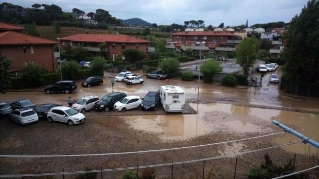 nubifragio livorno, Sicilia, Cronaca