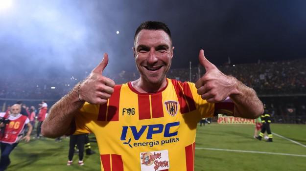Il capitano del Benevento positivo al test antidoping