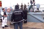 Migranti, sbarcati in 140 a Pozzallo