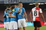 Napoli giostra del gol, incassa i primi 3 punti Champions
