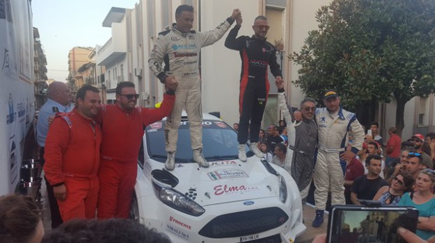 rally event santa teresa riva, Messina, Sport