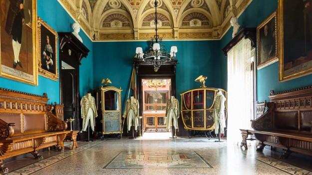 palazzo francavilla, salotti culturali francesi, Palermo, Cultura