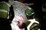Muore dopo un parapendio: il video dei soccorritori in azione a Partinico