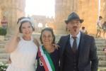Angela Restivo e Pietro Bisconti sposati da Giovanna Tilotta