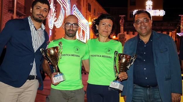 podismo, giovanni cavallo, tatiana betta, Palermo, Sport