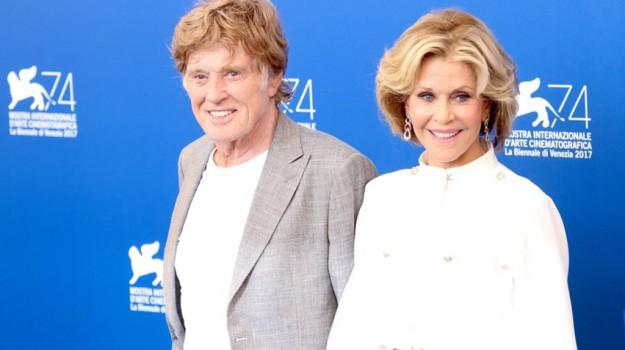 Rgs al cinema, intervista a Robert Redford e Jane Fonda