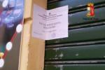 Due negozi senza autorizzazioni, scatta il sequestro nei quartieri Oreto e Capo