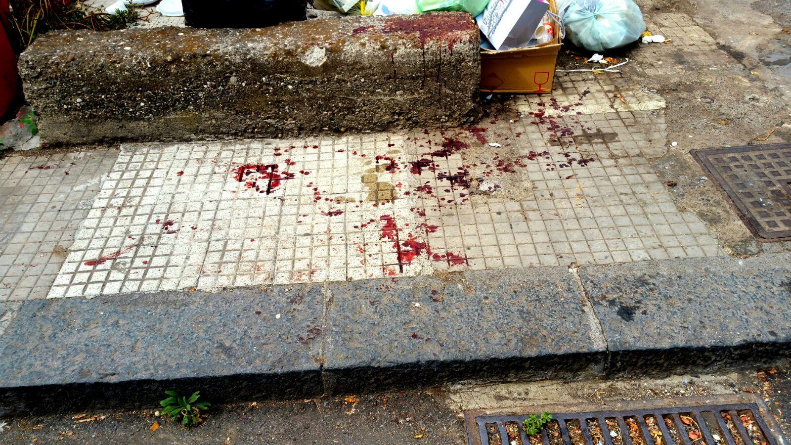 Conflitto a fuoco a Giarre, rapinatore ferito dai poliziotti di Catania