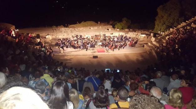 Calatafimi Segesta Festival, rassegna, Trapani, Cultura