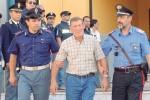 Il presunto boss ennese Salvatore Seminara alla sbarra a Caltagirone