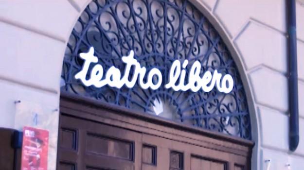 all new people al teatro libero, teatro libero palermo, Sicilia, Palermo, Cultura