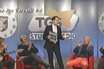 La vittoria del Palermo, ospiti entusiasti a Tgs Studio Stadio