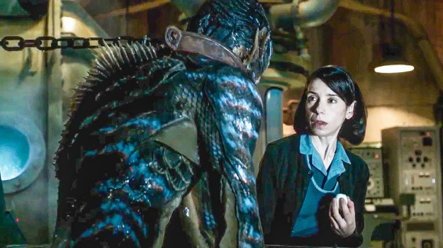leone d'oro, the shape of water, Guillermo Del Toro, Sicilia, Cultura