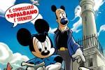 """Disney più Camilleri, riecco """"Topalbano"""": nuova storia ambientata alla Valle dei Templi"""