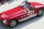 Ferrari, concorso d'eleganza chiude festa per i 70 anni