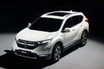 Honda rinnova dal 2018 CR-V, il suv più venduto al mondo