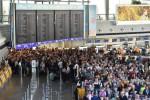 Paura all'aeroporto di Francoforte: 6 persone attaccate con gas irritante