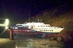 Aliscafo sugli scogli a Lipari: inchiesta della procura, due feriti in ospedale