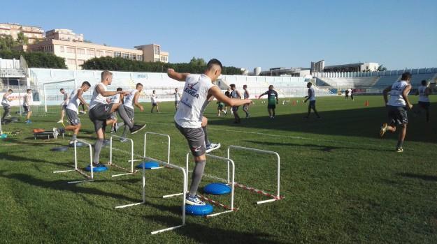 L'Akragas prepara la sfida contro la Casertana, da Di Napoli i complimenti ai giocatori